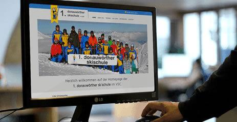 Referenz: 1. donauwörther skischule